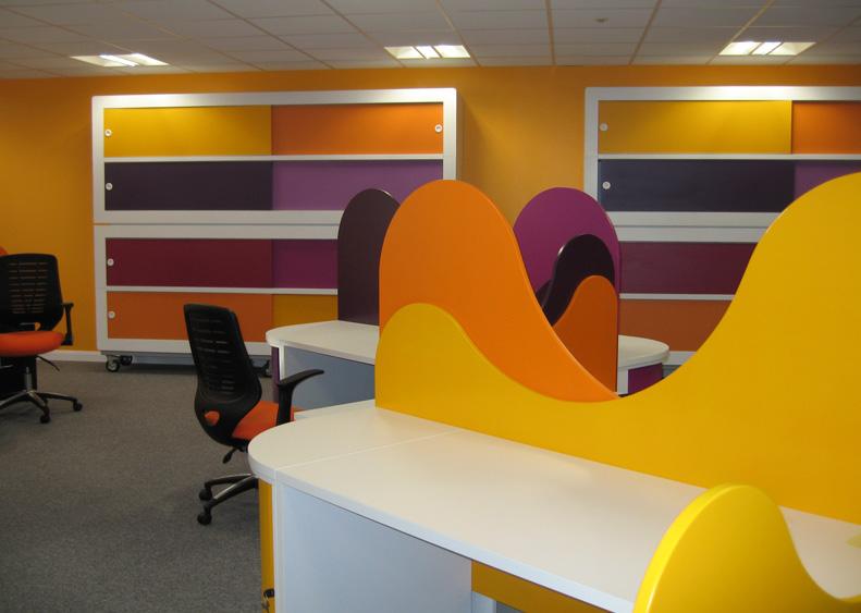 commercial interior design North East UK